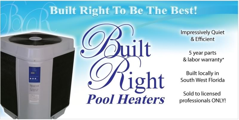 Costa Mechanical – Built Right Pool Heaters