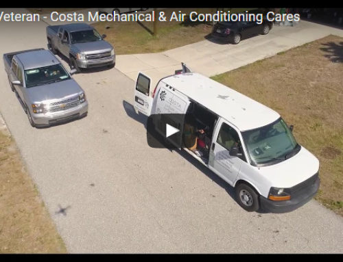 Bless a Veteran – Costa Mechanical & Air Conditioning Cares
