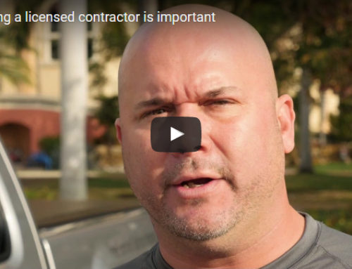 Why hiring a licensed contractor is important